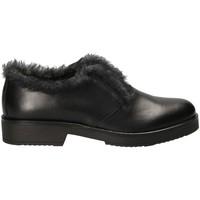 Pantofi Femei Mocasini Mally 5885BR Negru