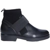 Pantofi Femei Botine Mally 5887 Negru