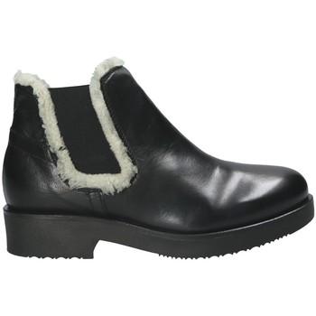 Pantofi Femei Botine Mally 5894 Negru
