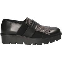 Pantofi Femei Pantofi Slip on Mally 5965 Negru