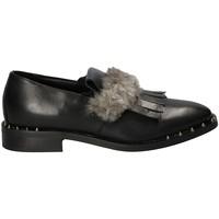 Pantofi Femei Mocasini Mally 5970 Negru