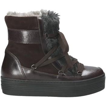 Pantofi Femei Cizme de zapadă Mally 5990 Maro