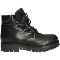 Pantofi Femei Ghete Mally 5997 Negru