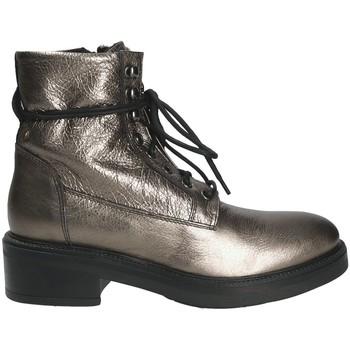 Pantofi Femei Botine Mally 6005 Gri