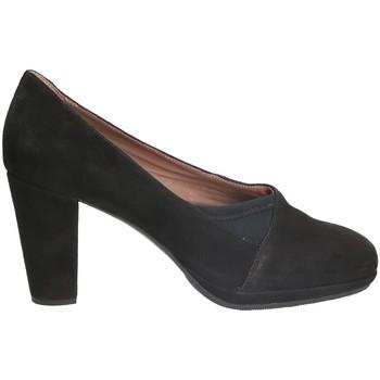 Pantofi Femei Pantofi cu toc Stonefly 109154 Negru