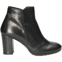 Pantofi Femei Botine Mally 5017S Negru