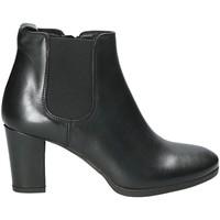 Pantofi Femei Botine Mally 5500K Negru