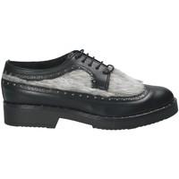 Pantofi Femei Pantofi Derby Mally 4665SD Negru