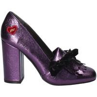 Pantofi Femei Pantofi cu toc Fornarina PI18SV1091M026 Violet