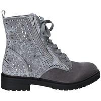 Pantofi Femei Botine Fornarina PI18RO1140V006 Gri