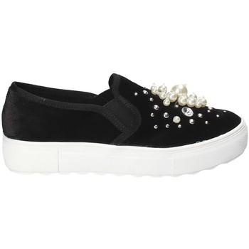 Pantofi Femei Pantofi Slip on Fornarina PI18RU1149A000 Negru
