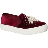 Pantofi Femei Pantofi Slip on Fornarina PI18RU1149A073 Roșu