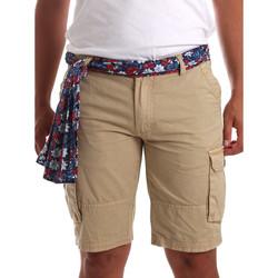 Îmbracaminte Bărbați Pantaloni scurti și Bermuda Gaudi 911BU25034 Bej