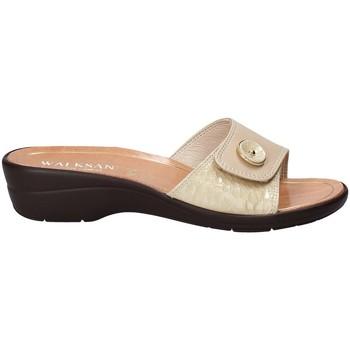 Pantofi Femei Papuci de vară Susimoda 1651-01 Bej