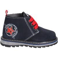 Pantofi Copii Ghete Melania ME1043B7I.A Albastru