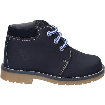 Pantofi Copii Ghete Melania ME1010B7I.C Albastru