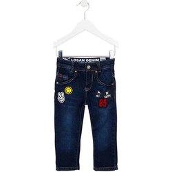 Îmbracaminte Copii Jeans slim Losan 725 9006AC Albastru