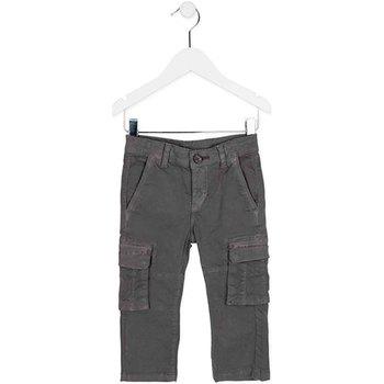 Îmbracaminte Copii Pantaloni Cargo Losan 725 9011AC Verde