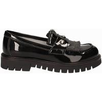 Pantofi Copii Mocasini Nero Giardini A732620F Negru