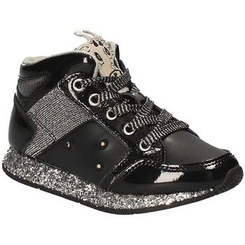 Pantofi Fete Pantofi sport stil gheata Lelli Kelly L17I6520 Negru