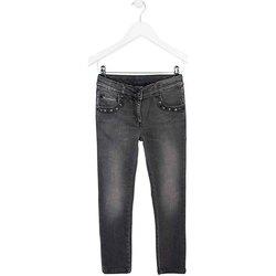 Îmbracaminte Copii Jeans slim Losan 724 6034AB Gri