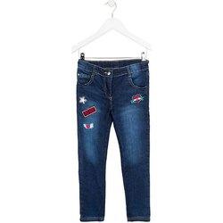 Îmbracaminte Copii Jeans slim Losan 724 6030AB Albastru