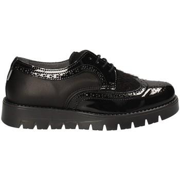 Pantofi Copii Pantofi Derby Melania ME6158F7I.D Negru