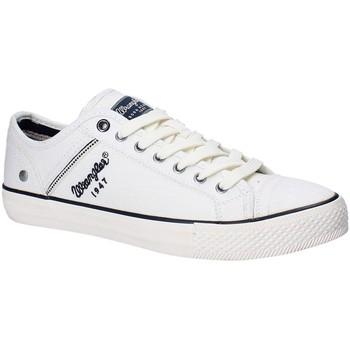 Pantofi Bărbați Pantofi sport Casual Wrangler WM181030 Alb
