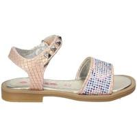 Pantofi Fete Sandale  Asso 55930 Roz