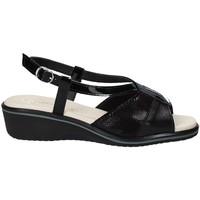 Pantofi Femei Sandale  Susimoda 270414-01 Negru
