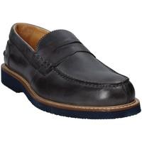 Pantofi Bărbați Mocasini Exton 9102 Gri
