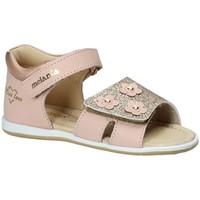 Pantofi Fete Sandale  Melania ME0801A8E.C Roz