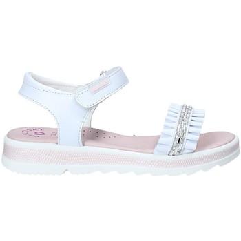 Pantofi Fete Sandale  Pablosky 4681 Alb