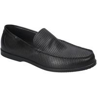 Pantofi Bărbați Mocasini IgI&CO 3109300 Negru
