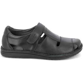 Pantofi Bărbați Sandale  Grunland SA1515 Negru