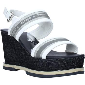 Pantofi Femei Sandale  Wrangler WL01553A Alb