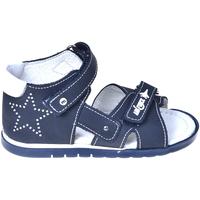 Pantofi Copii Sandale  Melania ME0821A9E.B Albastru