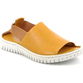 Pantofi Femei Sandale  Grunland SA2538 Galben