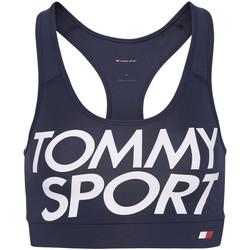 Îmbracaminte Femei Bustiere sport Tommy Hilfiger S10S100070 Albastru