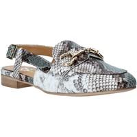 Pantofi Femei Sandale  Grace Shoes 715013 Gri