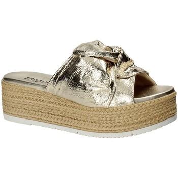 Pantofi Femei Papuci de vară Pregunta IL02402-CL Galben