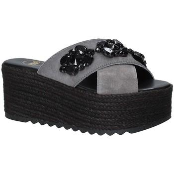 Pantofi Femei Papuci de vară Exé Shoes G4700885736T Negru