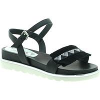 Pantofi Femei Sandale  Mally 6260 Negru