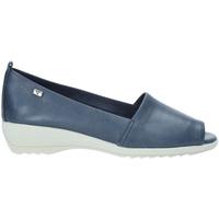 Pantofi Femei Sandale  Valleverde 41141 Albastru