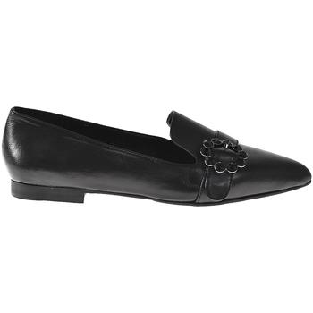 Pantofi Femei Mocasini Elvio Zanon I3203B Negru