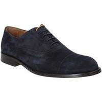 Pantofi Bărbați Pantofi Derby Marco Ferretti 140953MF Albastru