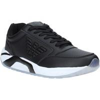 Pantofi Bărbați Pantofi sport Casual Ea7 Emporio Armani X8X022 XK116 Negru