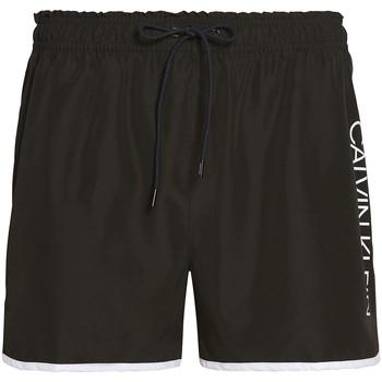 Îmbracaminte Bărbați Maiouri și Shorturi de baie Calvin Klein Jeans KM0KM00439 Negru