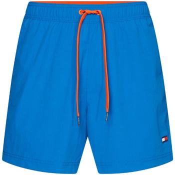 Îmbracaminte Bărbați Maiouri și Shorturi de baie Tommy Hilfiger UM0UM01080 Albastru