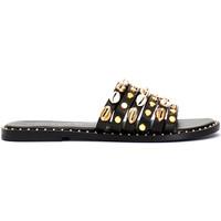 Pantofi Femei Papuci de vară Café Noir GB173 Negru
